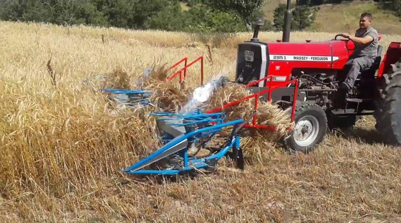 Modern Agricultural Machine