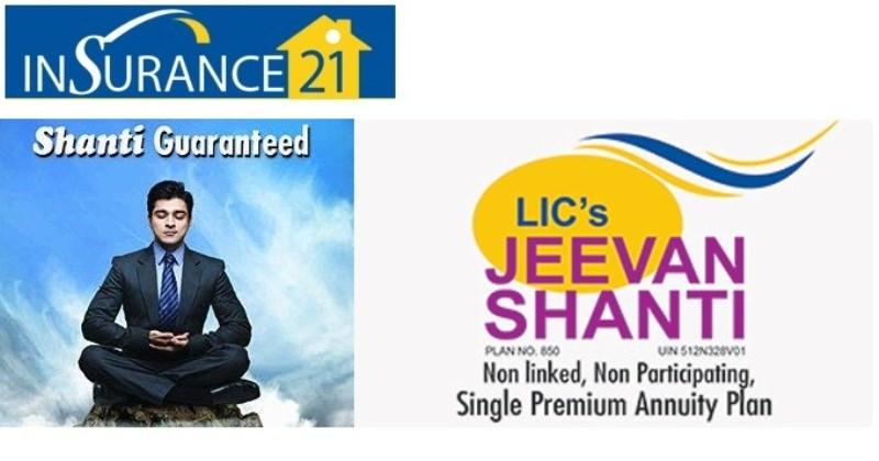 Jeevan Shanti Scheme