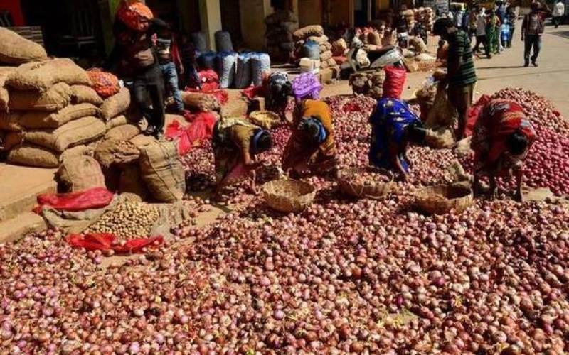 Lasalgaon Onion Market