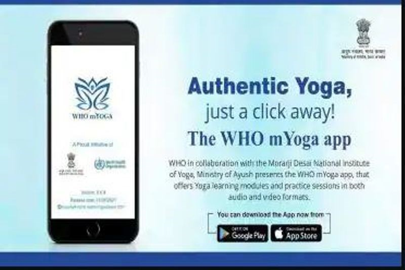 M-Yoga App