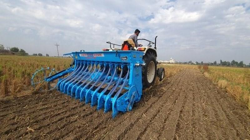 Super Seeder Machine