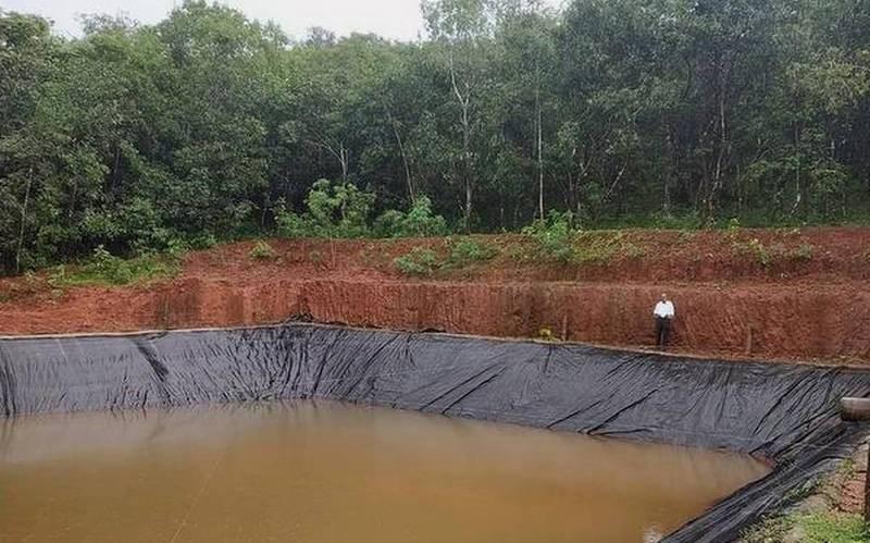 Kisan Farm Pond Scheme