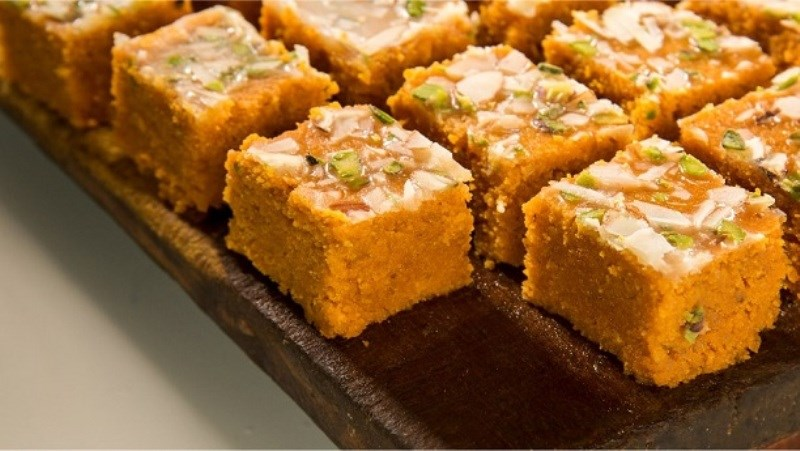 Mohanthal Sweets