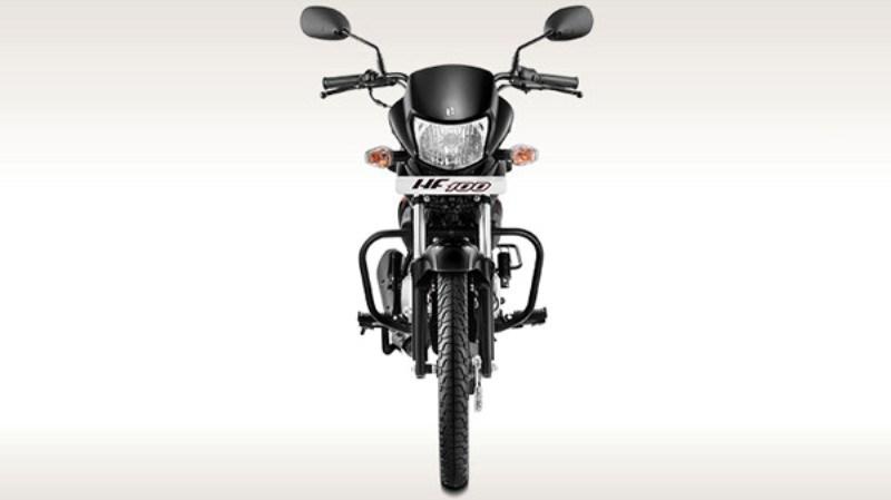 हिरो एचएफ 100 बाईक